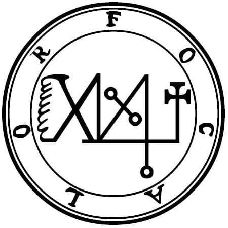ソロモン72柱の悪魔のフォカロルとは?
