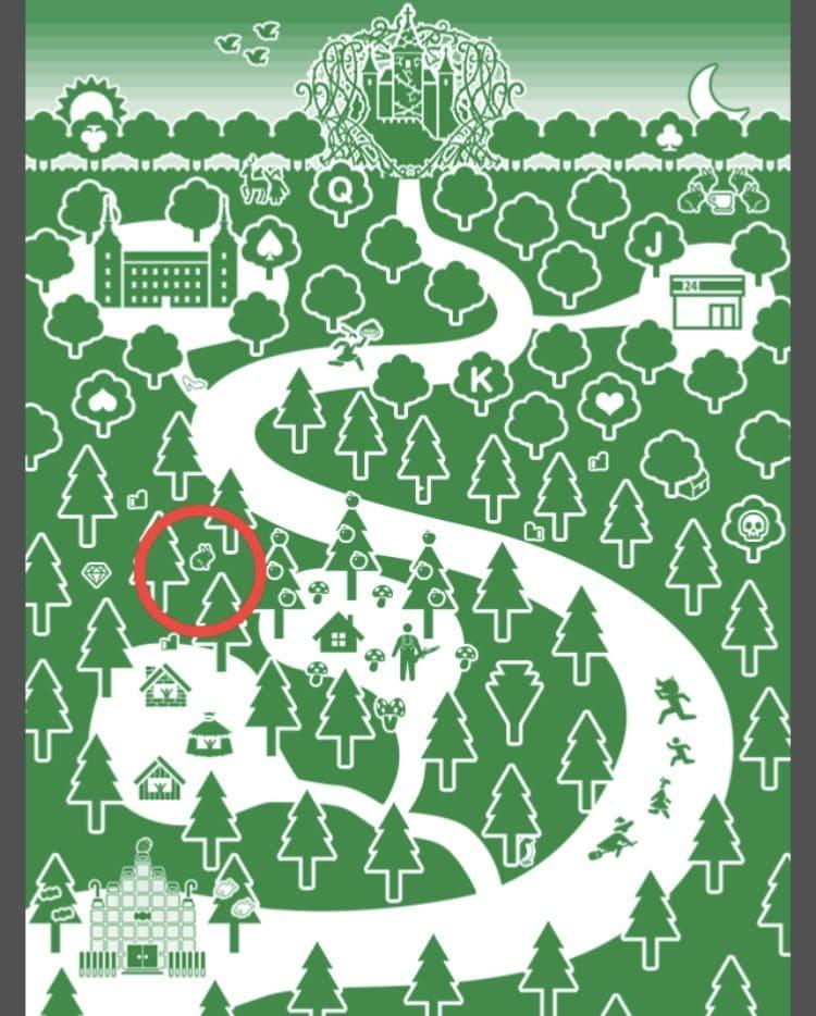 【非常口のあの人~ピクト探索ゲーム~】シリーズ1の「どろぼーちぇいす」の攻略