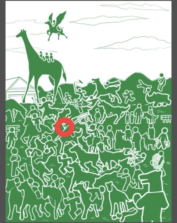 【非常口のあの人~ピクト探索ゲーム~】シリーズ4の「乗馬体験」の攻略